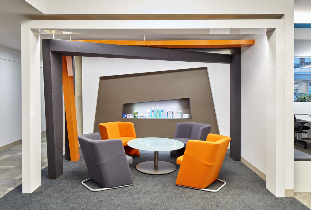 GSK | Mayhew | Corporate Interior Design